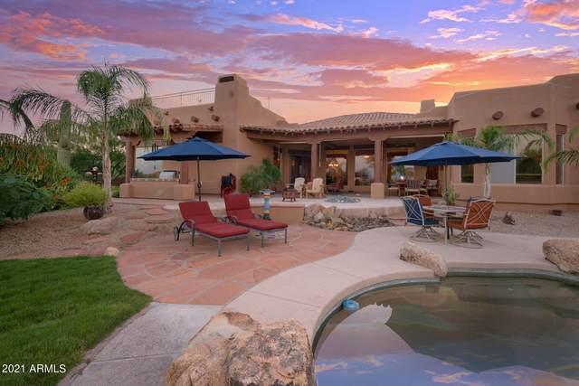 27107 N 141ST Place, Scottsdale, AZ 85262 (MLS #6292106) :: Executive Realty Advisors