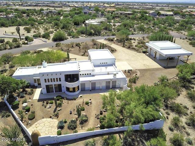 10238 E Hummingbird Lane, Gold Canyon, AZ 85118 (MLS #6292120) :: Openshaw Real Estate Group in partnership with The Jesse Herfel Real Estate Group