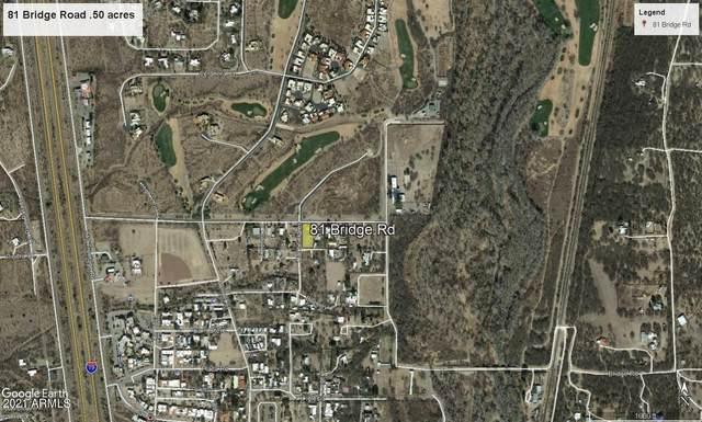 81 Bridge Road, Tubac, AZ 85646 (MLS #6292121) :: Yost Realty Group at RE/MAX Casa Grande