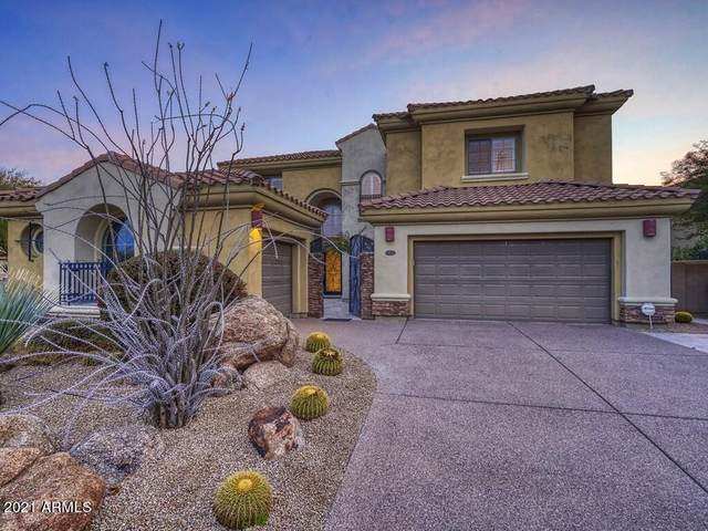 22805 N 38TH Place, Phoenix, AZ 85050 (MLS #6292124) :: Elite Home Advisors