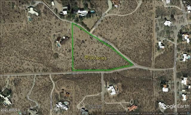 0 Saddle Horn Road 7, Tubac, AZ 85646 (MLS #6292127) :: Yost Realty Group at RE/MAX Casa Grande