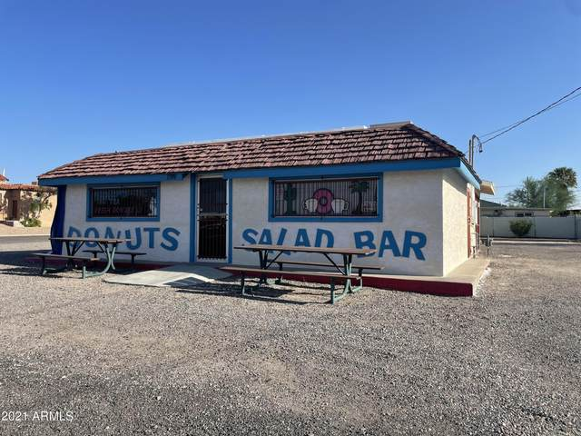 199 E Butte Avenue, Florence, AZ 85132 (MLS #6292167) :: West Desert Group | HomeSmart