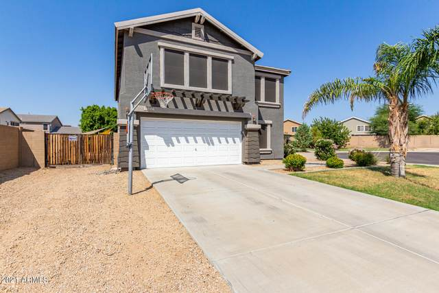 12452 N 147th Drive, Surprise, AZ 85379 (MLS #6292185) :: Dave Fernandez Team | HomeSmart