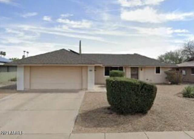12906 W Meeker Boulevard, Sun City West, AZ 85375 (MLS #6292189) :: The Daniel Montez Real Estate Group