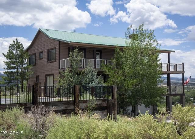 148 N Sunset Circle, Eagar, AZ 85925 (MLS #6292196) :: Elite Home Advisors