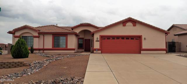 3709 Barahona Drive, Sierra Vista, AZ 85650 (MLS #6292197) :: Service First Realty