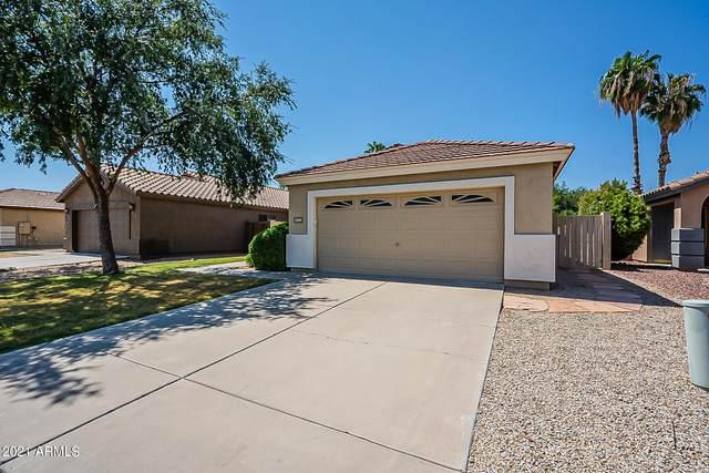 1320 S Porter Street, Gilbert, AZ 85296 (MLS #6292201) :: Balboa Realty