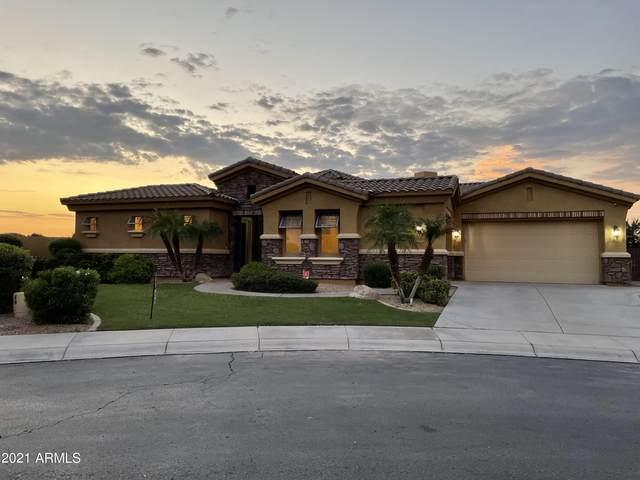 2700 N 141ST Lane, Goodyear, AZ 85395 (MLS #6292227) :: Elite Home Advisors