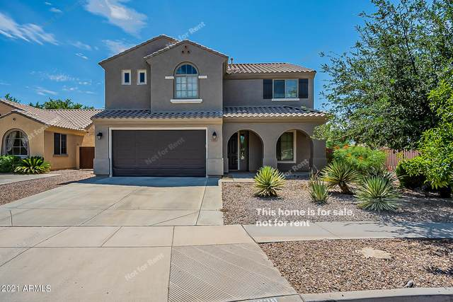 4639 E Timberline Road, Gilbert, AZ 85297 (MLS #6292248) :: Yost Realty Group at RE/MAX Casa Grande