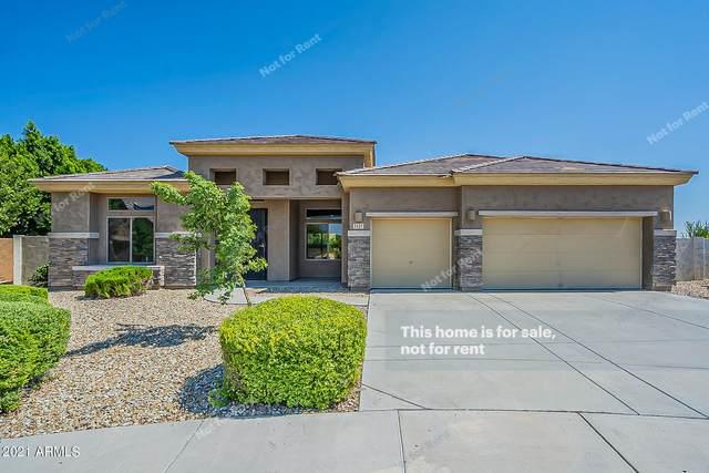 5127 W Spur Drive, Phoenix, AZ 85083 (MLS #6292250) :: Klaus Team Real Estate Solutions