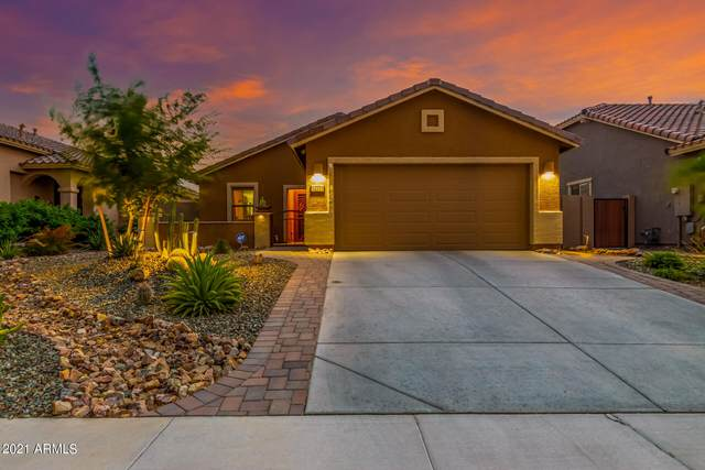 12771 E Crystal Forest, Gold Canyon, AZ 85118 (MLS #6292251) :: Elite Home Advisors