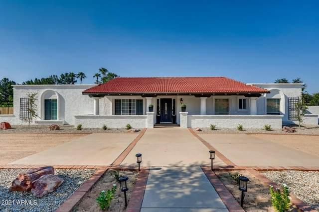 6534 W Aster Drive, Glendale, AZ 85304 (MLS #6292255) :: Executive Realty Advisors