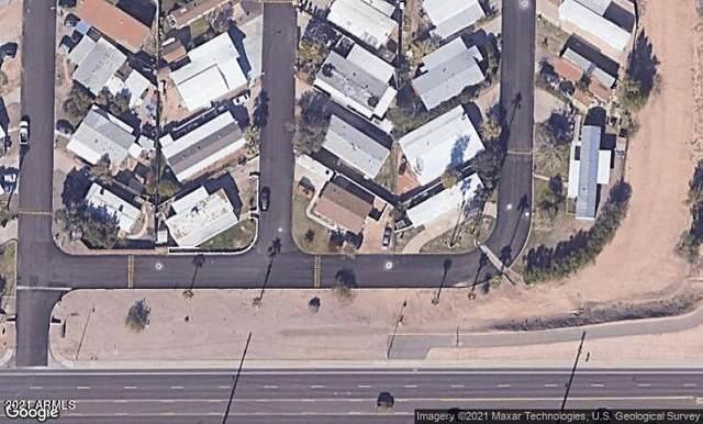 7660 E Mckellips Road #56, Scottsdale, AZ 85257 (MLS #6292262) :: The Riddle Group