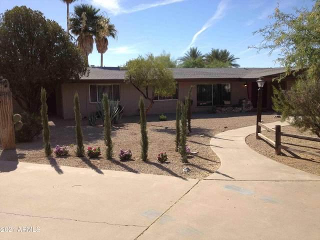 6840 E Avenida El Alba Avenue, Paradise Valley, AZ 85253 (MLS #6292312) :: Elite Home Advisors
