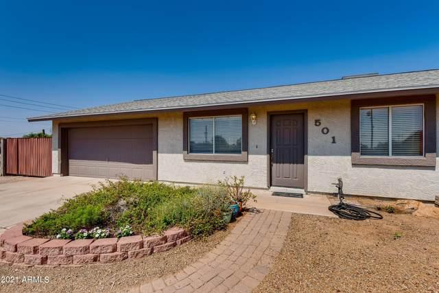 501 S Mountain Road, Mesa, AZ 85208 (MLS #6292318) :: Yost Realty Group at RE/MAX Casa Grande