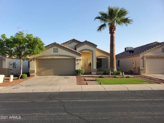 13033 W Redfield Road, El Mirage, AZ 85335 (MLS #6292333) :: Elite Home Advisors