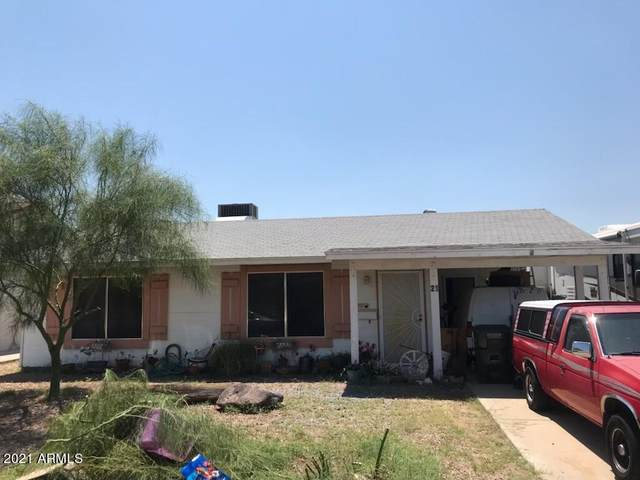 21 W Kerry Lane, Phoenix, AZ 85027 (MLS #6292334) :: NextView Home Professionals, Brokered by eXp Realty