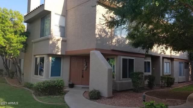 2834 S Extension Road #1049, Mesa, AZ 85210 (MLS #6292336) :: Jonny West Real Estate