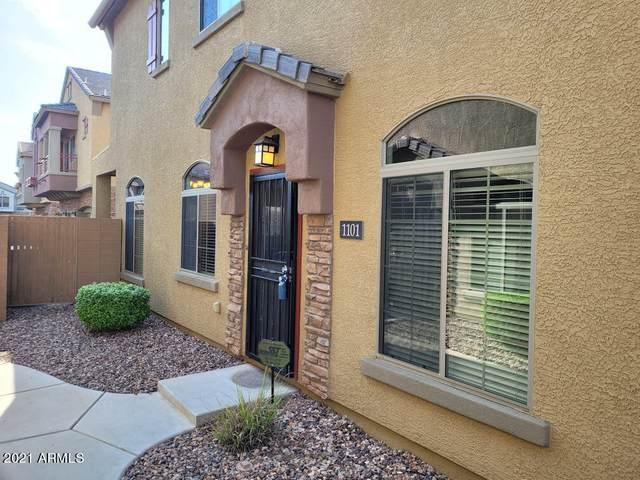 1350 S Greenfield Road #1101, Mesa, AZ 85206 (MLS #6292338) :: The Bole Group   eXp Realty