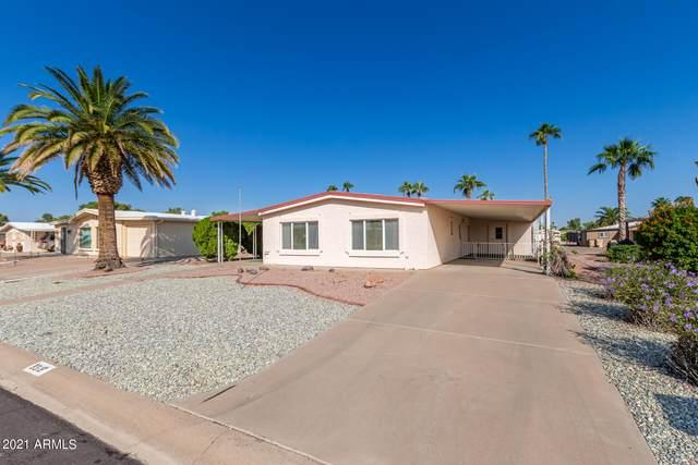 9318 E Olive Lane, Sun Lakes, AZ 85248 (MLS #6292348) :: Jonny West Real Estate