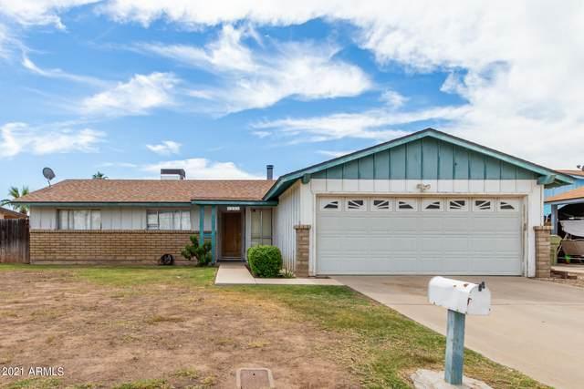 5623 W Cochise Drive, Glendale, AZ 85302 (MLS #6292370) :: Yost Realty Group at RE/MAX Casa Grande
