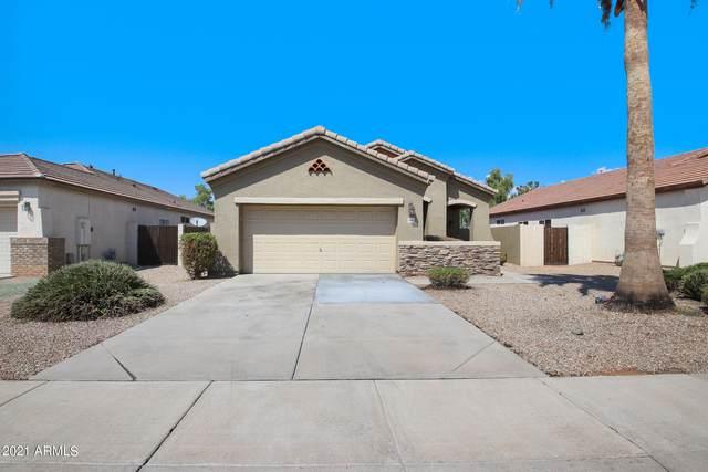 2636 E Calle Del Norte Drive, Gilbert, AZ 85296 (MLS #6292375) :: Power Realty Group Model Home Center