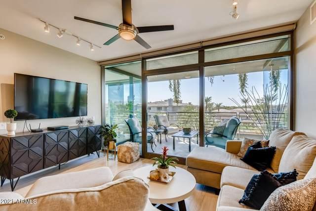 7120 E Kierland Boulevard #313, Scottsdale, AZ 85254 (MLS #6292379) :: Executive Realty Advisors
