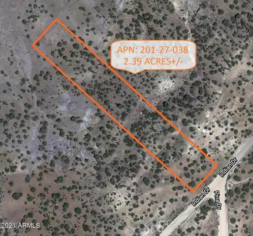 121 County Rd 5062, Concho, AZ 85924 (MLS #6292403) :: Klaus Team Real Estate Solutions