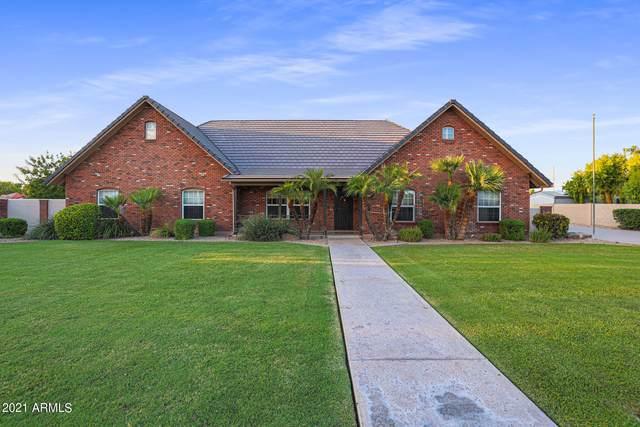 2754 E El Moro Avenue, Mesa, AZ 85204 (MLS #6292406) :: Yost Realty Group at RE/MAX Casa Grande