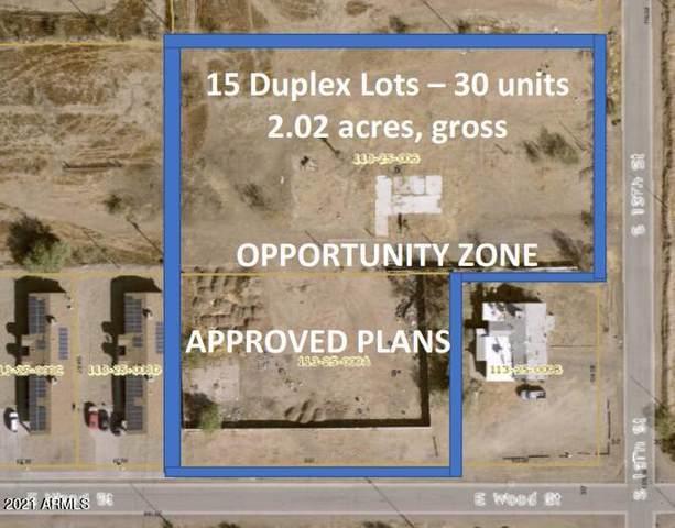 1236 E Wood Street, Phoenix, AZ 85040 (MLS #6292413) :: The Daniel Montez Real Estate Group