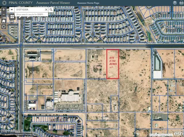 41011 W Honeycutt Road, Maricopa, AZ 85138 (MLS #6292418) :: The Dobbins Team