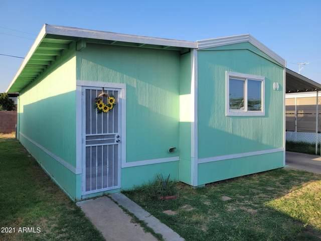 6439 W Myrtle Avenue #80, Glendale, AZ 85301 (MLS #6292422) :: Service First Realty
