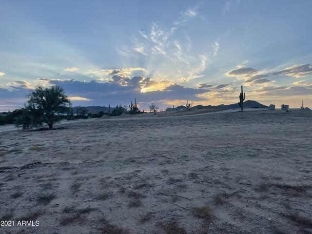 0 W Silverdale Road, San Tan Valley, AZ 85142 (MLS #6292425) :: The Garcia Group