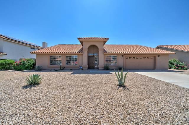 2865 E Hermosa Vista Drive, Mesa, AZ 85213 (MLS #6292440) :: Justin Brown   Venture Real Estate and Investment LLC