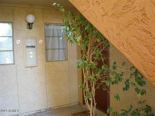 1125 E Broadway Road #126, Tempe, AZ 85282 (MLS #6292456) :: My Home Group