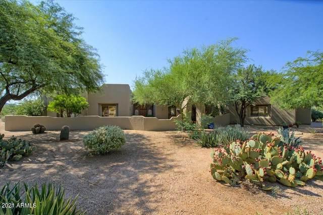 8597 E Yearling Road, Scottsdale, AZ 85255 (MLS #6292471) :: Devor Real Estate Associates