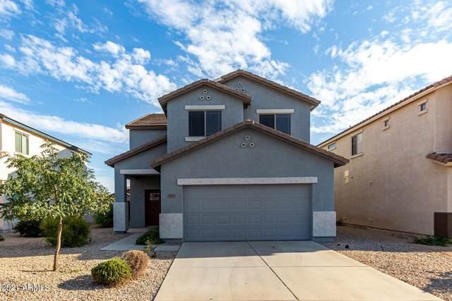 35771 W Costa Blanca Drive, Maricopa, AZ 85138 (MLS #6292532) :: ASAP Realty