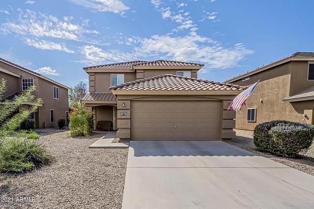 260 S 18TH Street, Coolidge, AZ 85128 (MLS #6292534) :: Devor Real Estate Associates