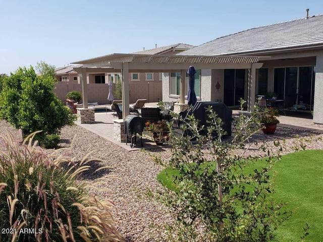 21537 E Misty Lane, Queen Creek, AZ 85142 (MLS #6292557) :: Yost Realty Group at RE/MAX Casa Grande