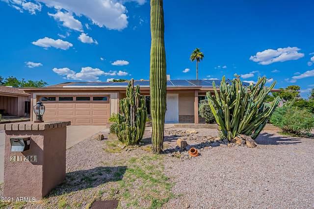 2124 E Hillery Drive, Phoenix, AZ 85022 (MLS #6292558) :: The Riddle Group