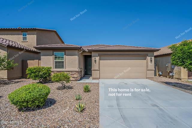 4378 W Kirkland Avenue, Queen Creek, AZ 85142 (MLS #6292563) :: Elite Home Advisors