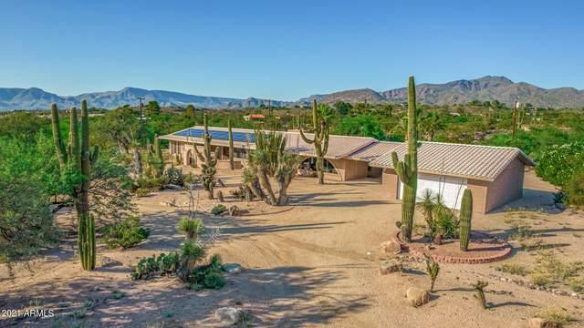 7702 E Rocking Chair Road, Carefree, AZ 85377 (MLS #6292589) :: Executive Realty Advisors