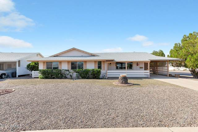 9931 W Sun City Boulevard, Sun City, AZ 85351 (MLS #6292601) :: Klaus Team Real Estate Solutions