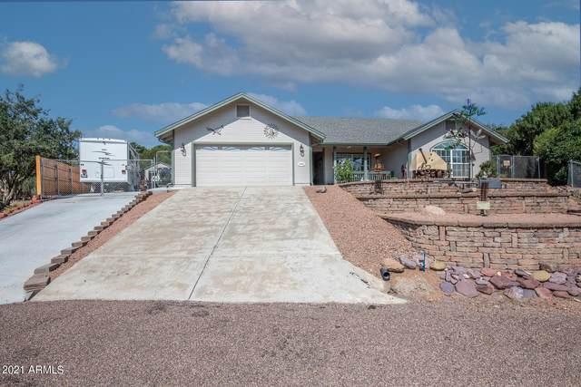 456 N Deer Creek Drive, Payson, AZ 85541 (MLS #6292606) :: Elite Home Advisors