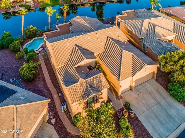 19795 N Puffin Drive, Maricopa, AZ 85138 (MLS #6292619) :: Elite Home Advisors