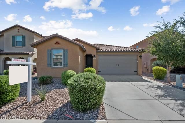 12105 W Avenida Del Rey, Peoria, AZ 85383 (MLS #6292632) :: Hurtado Homes Group