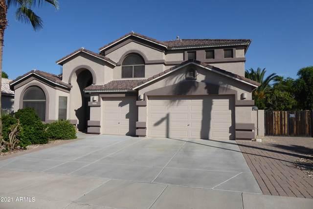 14121 W La Reata Avenue, Goodyear, AZ 85395 (MLS #6292646) :: Yost Realty Group at RE/MAX Casa Grande