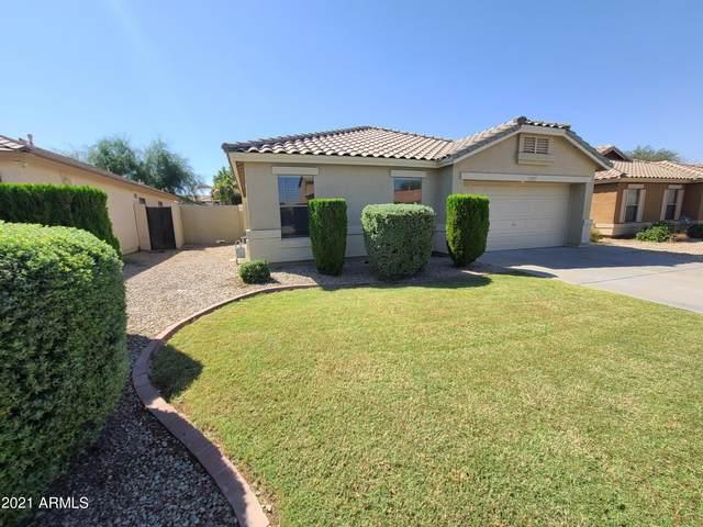 9329 E Olla Avenue, Mesa, AZ 85212 (MLS #6292665) :: Devor Real Estate Associates