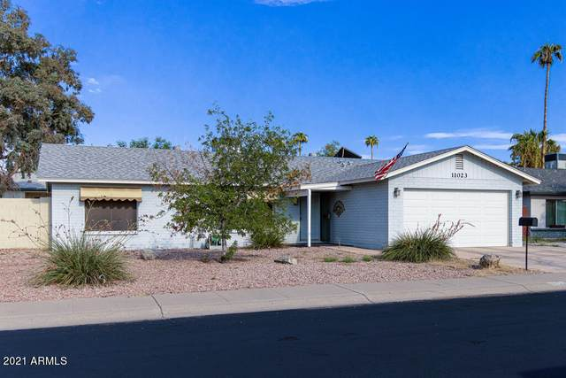 11023 N 47TH Drive, Glendale, AZ 85304 (MLS #6292709) :: Yost Realty Group at RE/MAX Casa Grande