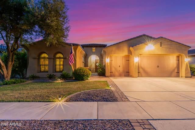 4104 E Woodside Way, Gilbert, AZ 85297 (MLS #6292710) :: Klaus Team Real Estate Solutions